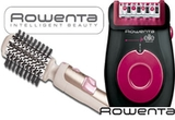 Epilator <b><i>Lovely Elite EP 3130</i></b>, Perie rotativa de stilizat cu aer cald <i><b>Brush Activ' CF9000</b></i><br />