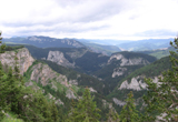 <b>O excursie de un weekend la munte in doi si tricouri inscriptionate cu sigla www.lungsilat.ro</b><br />