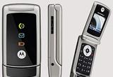 <b>Un telefon mobil Motorola W220</b><br />