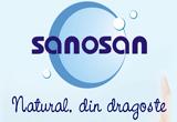"""<b>6 pachete cu produse cosmetice si de ingrijire marca Sanosan in valoare de 100 Ron</b>, oferite de <a rel=""""nofollow"""" target=""""_blank"""" href=""""http://www.alai.ro/"""">Alai</a><br />"""