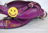 """<b>O perche de balerini funky</b> oferiti de <a rel=""""nofollow"""" target=""""_blank"""" href=""""http://atelieraiurea.blogspot.com/"""">Aiurea Shoes</a><br />"""