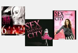 "<b>Un pachet ""Totul despre sex"" care contine un sezon, cartea si coloana sonora</b><br />"