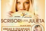 3 x invitatie dubla la filmul Scrisori catre Julieta, la Hollywood Multiplex