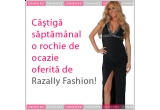 o rochie de seara oferita de Razally Fashion / saptamana