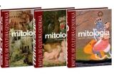 """2 x cartea """"Raftul de cultura generala. Mitologia"""""""