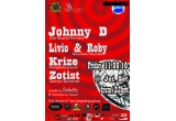o invitatie la Johnny D., Livio & Roby@Jet Set Events Hall