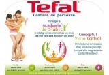 un abonament la cea mai tare sala de fitness, 10 x cantar inteligent de la Tefal