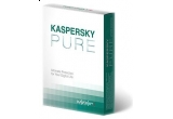 5 x licenta Kaspersky Pure (Antivirus + Firewall + Backup) pe un an de zile