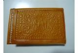 un portofel marocan din piele