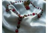 un set de bijuterii handmade