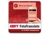 6 x licenta ABBYY FotoTranslate pentru Nokia