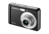 un aparat foto Samsung ES 17 Negru de 12,2 MP