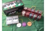 un set de poker, 20 de dolari in contul Moneybookers, 10 dolari in contul Moneybookers