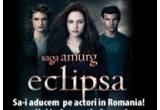 3 x invitatie dubla la filmul Saga Amurg: Eclipsa, la Hollywood Multiplex