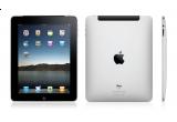 un Apple iPad, un Nintendo Wii