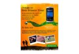 un telefon mobil Sony Ericsson Vivaz