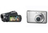 o camera video Legria HF R16, un aparat foto digital Canon PowerShot A3100