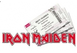 10 x bilete la concertul Iron Maiden