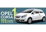 8 x 1.000 lei/saptamanal, un Opel Corsa 111