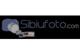 un mousepad cu logo-ul Sibiufoto