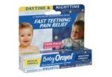 2 x un pachet de BabyOrajel Twin Pack