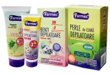 10 x set produse pentru depilat de la Farmec