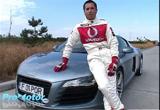 <b>O plimbare cu un Audi R8 condus de pilotul Claudiu David si bilete la Bucharest City Challenge 2008</b><br /> <br /> <br />