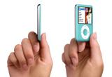 <b>Un iPod nano de 4GB</b><br />