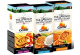 "15 x pachet de biscuiti dietetici ""The French Dietetic Secret"" by Gerble"