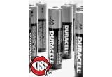 un iepuras Duracell + un set de baterii / zi