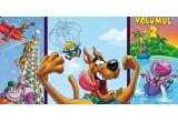 """un DVD cu filmul """"Scooby si Vedetele. Olimpiada Rasului. Volumul 2"""""""