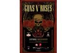 5 x invitatie dubla la concertul Guns N' Roses