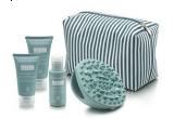 un set Vanity Bag din gama Body Energy / saptamana