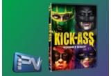 un DVD cu filmul Kick Ass