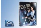 """un DVD cu filmul """"Elvis on Tour"""""""