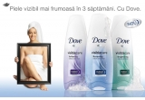 5 x set gel de dus Dove Visible Care