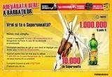 10.000 x superunealta, 1.000.000 x Q-Pack Bergenbier 1L