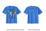 un tricou original Cats & Dogs