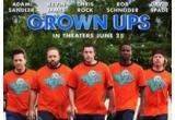 3 x set (tricou + sapca) Grown Ups