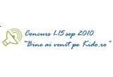cumparaturi de pe Kido.ro in valoare de 200 lei, cumparaturi de pe Kido.ro in valoare de 100 lei, cumparaturi de pe Kido.ro in valoare de 50 lei