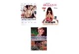 10 x set DVD-uri (Intrigi parfumate, Remuscare, Dragoste si alte dezastre)