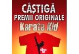 un tricou original Karate Kid