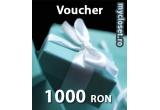 un voucher de 1000 RON pentru cumparaturi pe mycloset.ro
