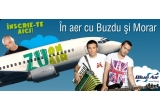 100 x un loc la primul concert in avion organizat in Romania