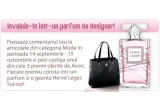 3 x parfum + geanta Hervé Léger