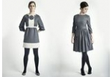 o rochie din noua colectie a Ludmilei Corlateanu