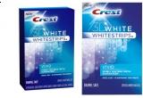 3 x set Crest Whitestrips 3D Vivid pentru albirea dintilor