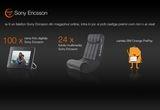 24 x scaun multimedia, 100 x rama foto digitala, 300 x cartela SIM Orange PrePay
