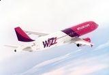 2 vouchere de calatorie dus-intors oferite de Wizz Air / saptamana