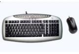 un kit wireless tastatura + mouse